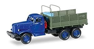 Herpa 745581-zis 151M Camiones con Carga Bien Ministerio para Geología la Unión Soviética 1954-1965