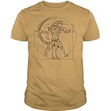Camiseta de Hombre Alien Ripley Covenant Pelicula Davinci