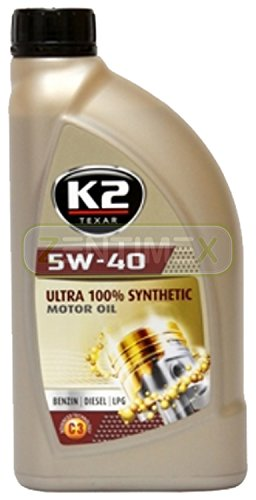 Motoröl Öl voll-synthetisch 5W-40 ULTRA Nanotechnologie Benzin-Motoren Benziner LPG-Motoren...