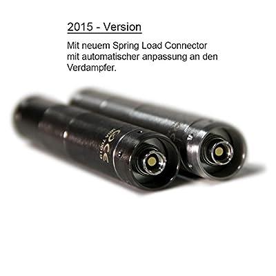 Vamo V7 40 Watt E-Zigaretten Akkuträger (VW) - 2015 Version inkl. Tasche in VERSCHIEDENE FARBEN - Original KangSide (KSD) von MoonBee® nikotinfrei, ohne Liquid von MoonBee