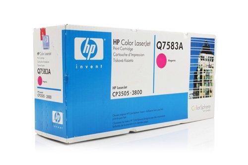 HP Original Q7583A / 503A, für Color Laserjet 3800 Premium Drucker-Kartusche, Magenta, 6000 Seiten - Laserjet 3800 Drucker