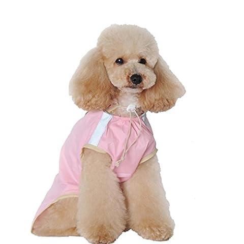 Costumes Pour Animaux Pour Les Grands Chiens - Saingace® Mignon imperméables pour animaux de compagnie