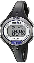 Timex Women s TW5K900009J Ironman Essential 30 Digital Display Quartz Black Watch