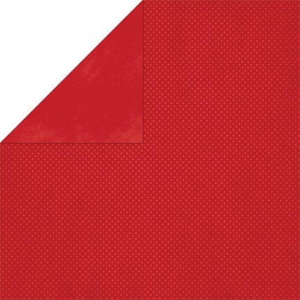 BoBunny Double Dot Double-Sided Textured Cardstock 12x12-Wild Berry 25 per pack by Bo Bunny -