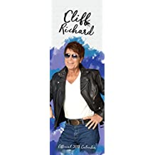 Cliff Richard Official Slim 2018 Calendar (Slim Calendar 2018)