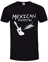 Grindstore Men's Mexican Funeral T-Shirt Black