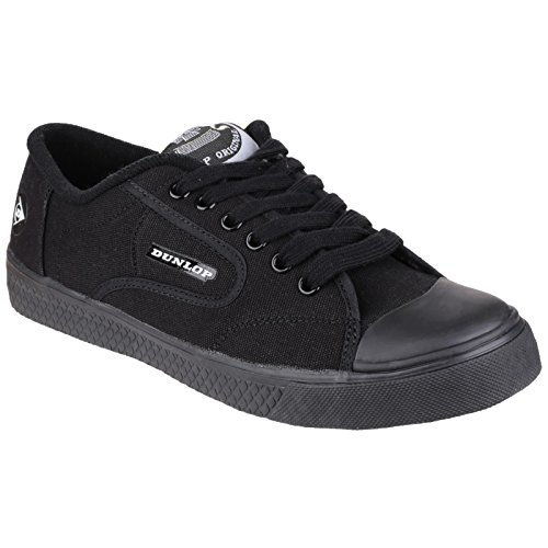 Dunlop Green Flash DU1555 - Baskets - Homme Noir