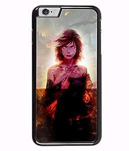 Fuson 2D Printed Girly Designer back case cover for Apple iPhone 6 - D4622