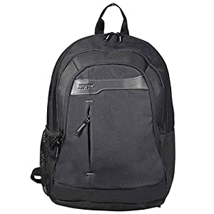 Port Designs Designs – Hanoi Backpack Sac à Dos Pour Ordinateur Portable 15.6″ Bolsa Escolar, 47 cm, Negro (Noir)