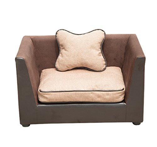 Outsunny-Divano-sofa-lettino-letto-di-lusso-per-cani-gatti-animali-domestici-in-pelle-sintetica