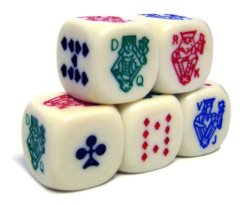Poker Dice Pack 25 Dice Buy Online In Faroe Islands At Faroe Desertcart Com Productid 88144389