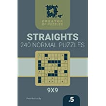Creator of puzzles - Straights 240 Normal (Volume 5)