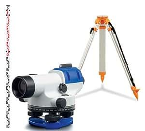 Geofennel - Pack niveau optique Geofennel NG 24 + Trépied FS 20 + Mire 4 mètres TN 14