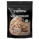 ✅ Gesunde Edel Bio Walnüsse Jumbo, Walnusskerne, Nüsse 300g in Rohkost-Qualität ohne Schale aus Frankreich, nicht bitter, naturbelassen, ganze Kerne ohne Bruch