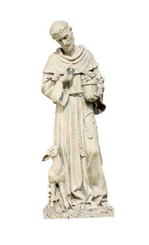 Napco St. Francis Statue, 51 cm hoch