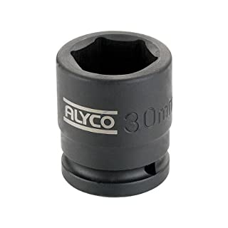 Alyco 198350 Impact Socket Wrench - Insertion 3/4 Inch of 50 mm