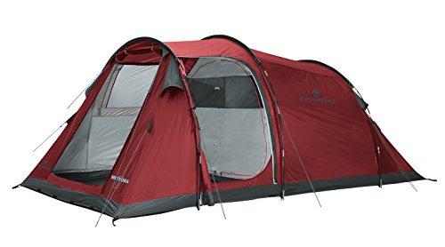 Ferrino meteora, tenda, unisex, rosso, 4
