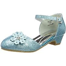 64dc7f782841 ELSA & ANNA® Buona qualità Ultimo Design Ragazze Principessa Regina delle  Nevi Gelatina Partito Scarpe