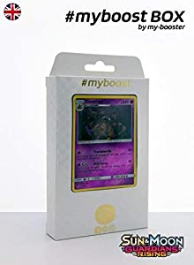 my-booster-SM02-UK-51HR/145 - Tarjetas Pokémon, SM02-UK-51HR/145