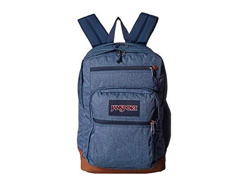 Jansport Cool Student Blue Honey Dobby Backpack (Rucksack Jansport Schwarz Alle)