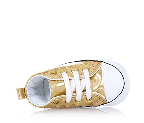 CONVERSE FIRST STAR METAL SYN Gold