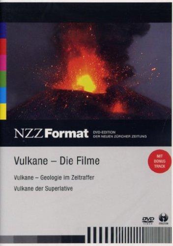 Preisvergleich Produktbild Vulkane - Die Filme - NZZ Format