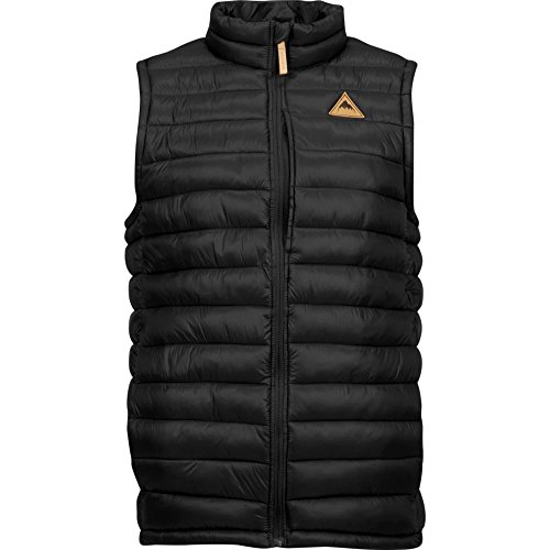 Burton Herren Evergreen Synthetic Vest Funktionsweste, True Black, M