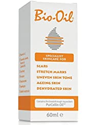 Bio Oil 60ml Specialist Skin Care Scars, Stretch Marks, Uneven Skin Tone, Ageing Skin, Dehydrated Skin