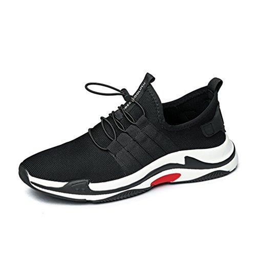 XIGUAFR Chaussure de Sport en Plein Air Printemps-Été Sneaker Homme Chaussure en Toile Casual Respirante