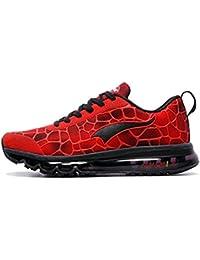 ONEMIX Air Zapatillas de Running para Hombre Zapatos para Correr y Asfalto Aire Libre y Deportes Calzado
