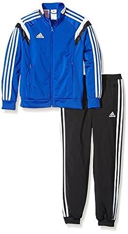 adidas Kinder Trainingsanzug Condivo14, Cobalt/White/Black, 116, G80785