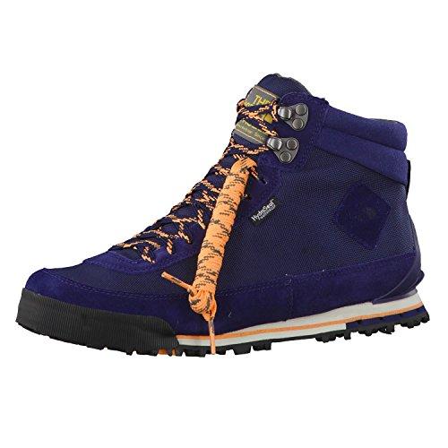 The North Face W Back-2-Berk Boot 2, Chaussures de Randonnée Basses Femme, Bleu