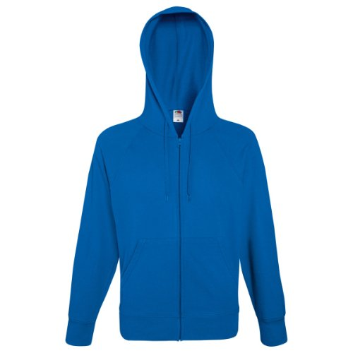 Fruit of the Loom Herren Sweatshirt 12062B Royal