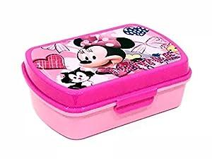 Desconocido Kids- Minnie Sandwichera Plástico (MI18001)