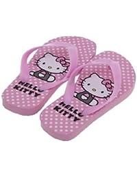 Filles Hello Kitty Tongs - 3 Modèles
