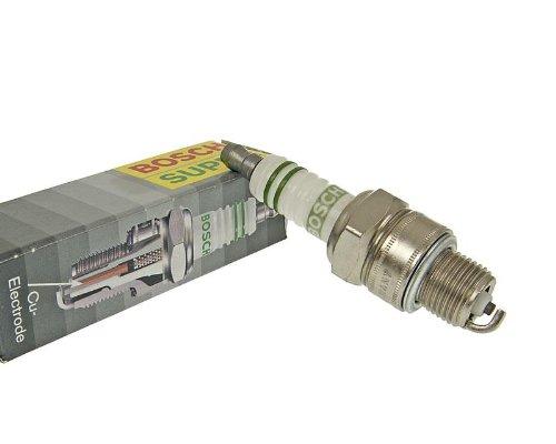 Zündkerze Bosch WR6BC für REX (Jinan Qingqi, Shenke) REX Scooter 50 / Rexy (MK50) 2-Takt (2-takt-zündung)
