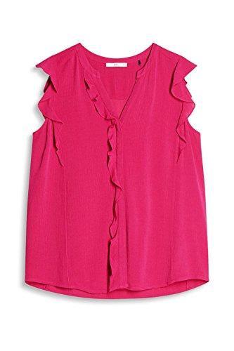 edc by Esprit Camicia Donna Rosa (Dark Pink 650)