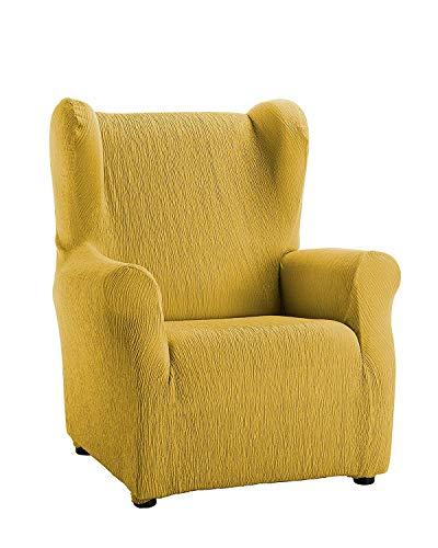 Saymi Beta Funda sillón orejero elástica. 25 Oro