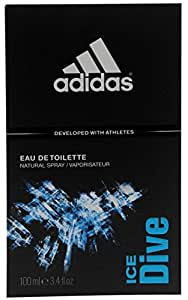 Adidas Ice Dive Eau De Toilette Spray 100Ml/3.4Oz