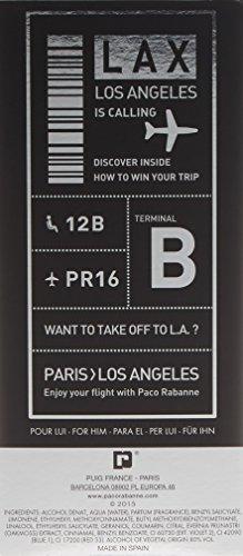 Paco Rabanne Black XS Los Angeles Eau de cologne – 100 gr