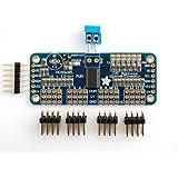 Adafruit 16-Channel 12-bit PWM/Servo Driver - I2C interf