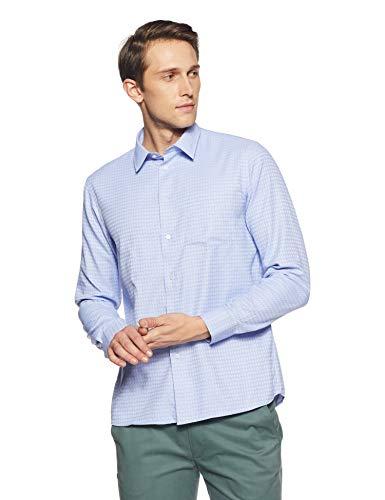 3d48ab80f19 50% OFF on Arrow New York Men Black Snug Slim Fit Solid Formal Shirt ...