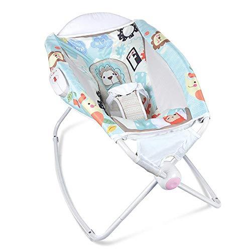 Tcaijing Babyschaukel multifunktionale schütteln Stuhl Baby Schaukel Stuhl baby elektrische Wiege Liege beruhigende