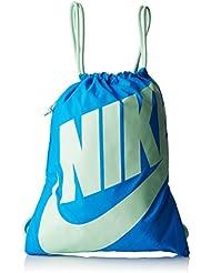 Saco sport (Gymsack) Nike – Heritage azul/verde/verde