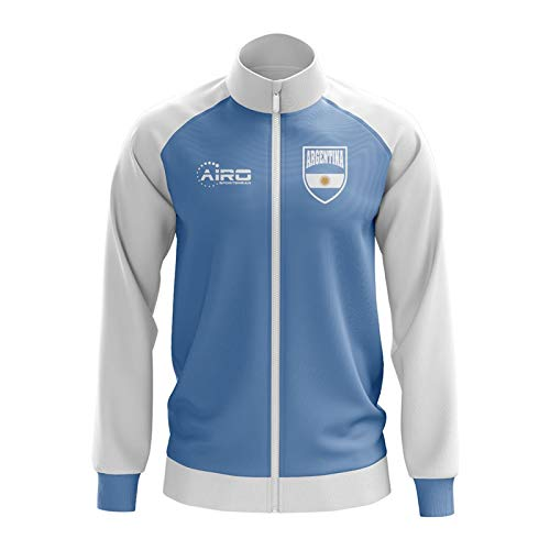 Airo Sportswear Argentina Concept Football Track Jacket (Blue)