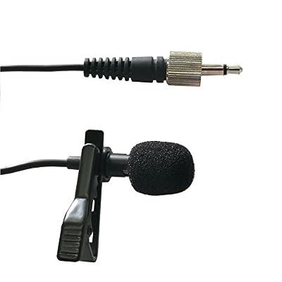 Tie Clip on lavalier Microphone