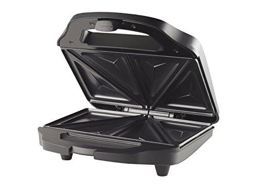 Tristar SA-3056 Sandwich Maker - Edelstahlausführung - Zwei Sandwiches gleichzeitig