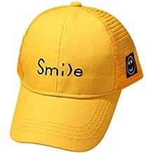 Amazon.es  gorra boina - Amarillo 005cfbbf692