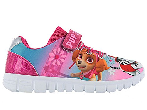 Socks Uwear  My Little Pony,  Mädchen Durchgängies Plateau Sandalen mit Keilabsatz , rosa - rose - Größe: 27 EU Kinder (Pony-teppiche)