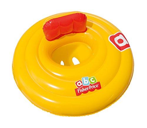 Bestway 93518 Fisher-Price Swim Safe Triple Ring baby seat Step A Schwimmsitz